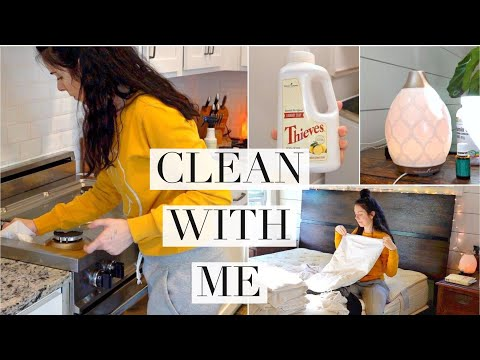 All Day Clean With Me! Cleaning Routine Motivation!