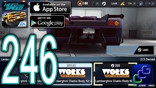 NEED FOR SPEED No Limits Android iOS Walkthrough - Part 246 - Car Series: Speed Demon Chapter 3