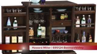 Howard Miller Expandable Wine And Bar Cabinet | 695124 Benmore Valley