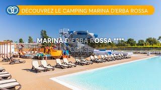 Des vacances d'été enchantées au camping Marina D'Erba Rossa**** en Corse - Homair Vacances