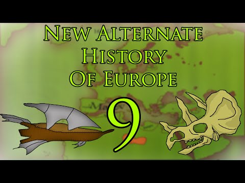 New Alternate History of Europe Episode 9: (A New Power)