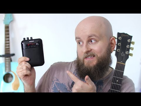 small-but-great?---ammoon-amp-01---portable-guitar-amplifier-review,-demo-and-unpack