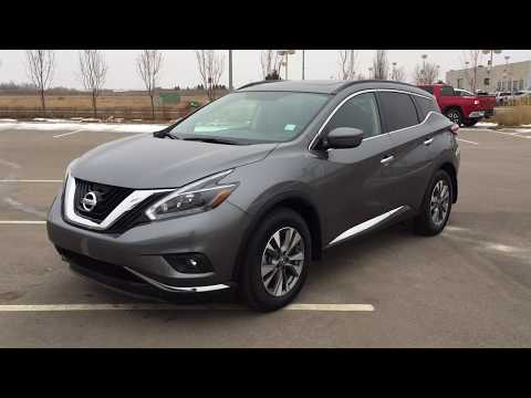 2018 Nissan Murano SV AWD Review