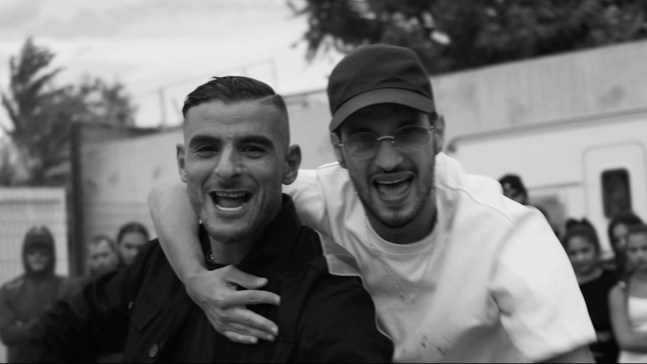 Soolking feat Sofiane - Tichy [Clip Officiel] Prod by AriBeatz