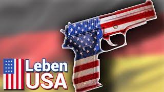 Waffengesetz USA: Deutschland versus Amerika (Kalifornien)