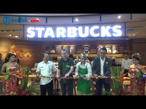 Gerai ke-300 Starbucks Disiapkan Selama 5 Tahun dan Dikerjakan Dalam 6 Bulan