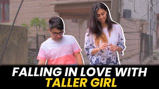 Falling In Love With Taller Girl I OFFO