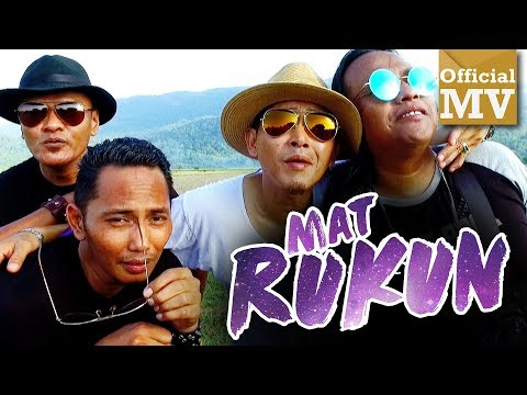 (OST MAT RUKUN) Khalifah - Mat Rukun (Official Music Video)