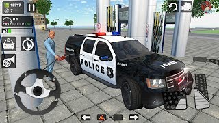 Chevrolet Suburban Offroad 4x4 Police Car Driving // Offroad Suburban - Best Android Gameplay FHD