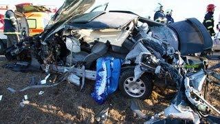 ДТП подборка / Осень 2012 / Часть 6 | Car Crash Compilation / Part 6