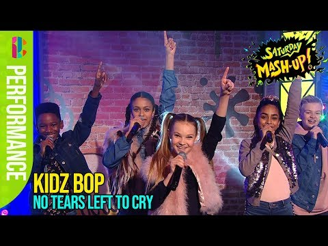 Ariana Grande | No Tears Left To Cry | Cover by KIDZ BOP UK