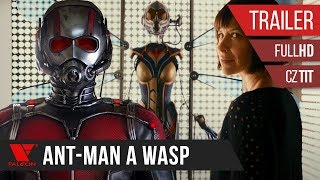 Ant-Man a Wasp (2018) Full HD trailer #2 [CZ DAB]