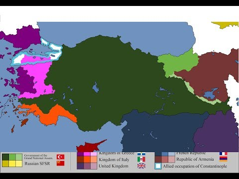 The Turkish War of Independence : Every Day