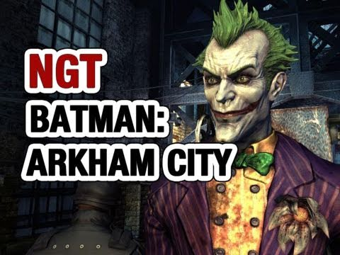 Batman: Arkham City | No Multiplayer Gameplay says Rocksteady Studios