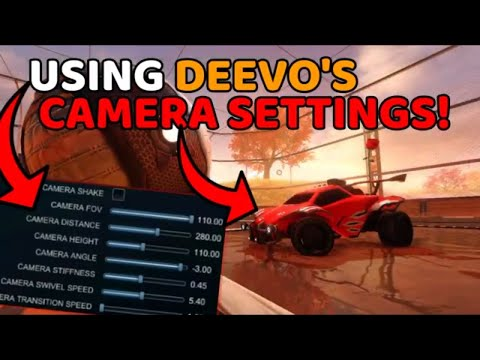 Using Camera Settings From Pro Players | Deevo | MasterMind 2.0