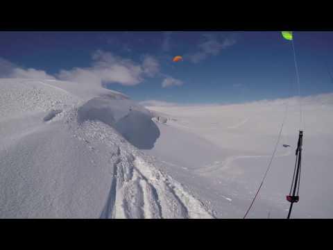 Snow Surf @ Hardangervidda