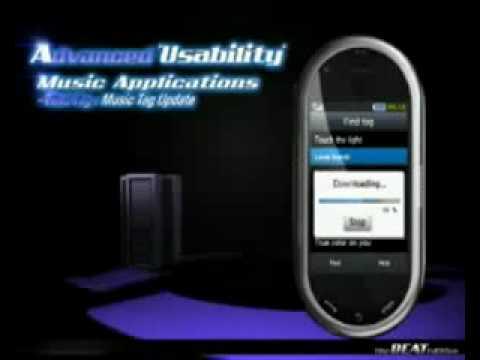Samsung M7600 Beat DJ preto #74