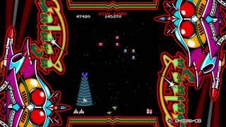 懐かしいゲーム「ギャラガ(Galaga)」1981年