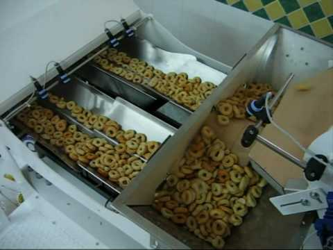 TECHNO D - Packaging machine for taralli, biscuits, croutons, friselle