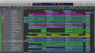 PLAYTIME 🎵 Logic Pro X Template Download (Jon Brooks) Kids ...