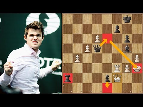 Smooth! - Magnus Carlsen Wins World Blitz Championship 2017 | 1,5 Points Ahead of Everyone Else