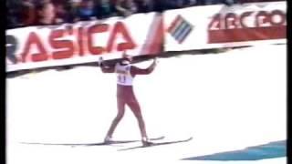 Ole Gunnar Fidjestøl - 190 m - Planica 1987