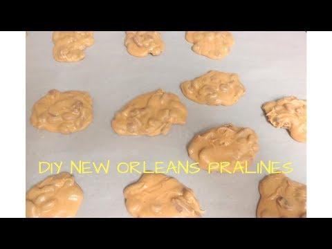 Quick Easy Delicious New Orleans Pralines Pecan