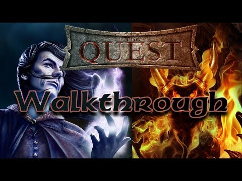 The Quest Walkthrough - Shaman's Three Skulls