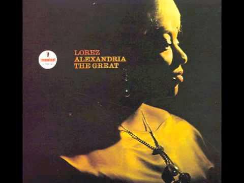 Lorez Alexandria - My One and Only Love