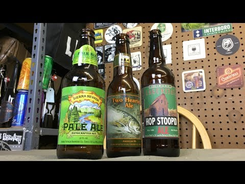 Beer Talk: What is a Pale Ale vs. IPA vs. Double IPA?! - Ep. #1301