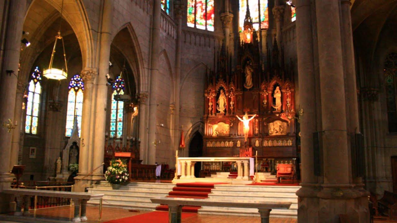 Catedral De Mar Del Plata Pcia De Bs As Argentina Youtube
