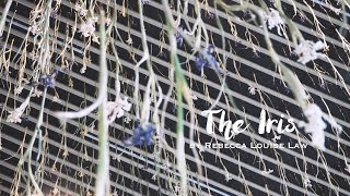 'The Iris' by Rebecca Louise Law @ NOW Gallery, London