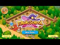 Magic School Story | Simulation Game 2018 | Gameplay (Android & iOS)
