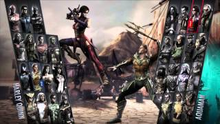 Injustice: Gods Among Us Ultimate Edition Gameplay Episode 2