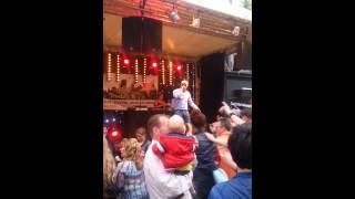 Jaman - gewoon geluk @ koningsdag Eindhoven