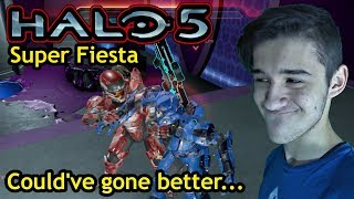 That Could Have Gone Better... :D   [Halo 5 - EP:42] (Super Fiesta on Chill Out)