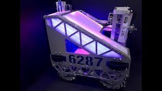 FTC 6287 Vertigo Robot Reveal Rover Ruckus 2018-2019