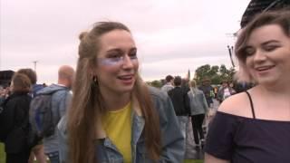 TRNSMT Festival  begins in Glasgow - STV News report