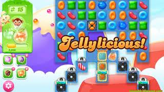 Candy Crush Jelly Saga Level 1474 (No boosters)