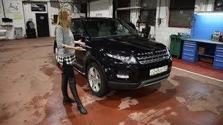 Подержанные автомобили. Range Rover Evogue. Вып. 187