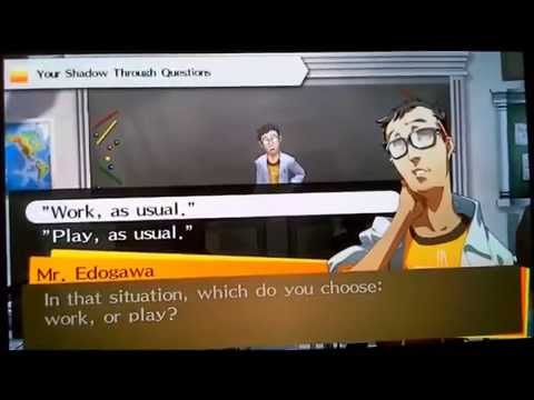 The Jungian Psychology of Persona 4 Golden