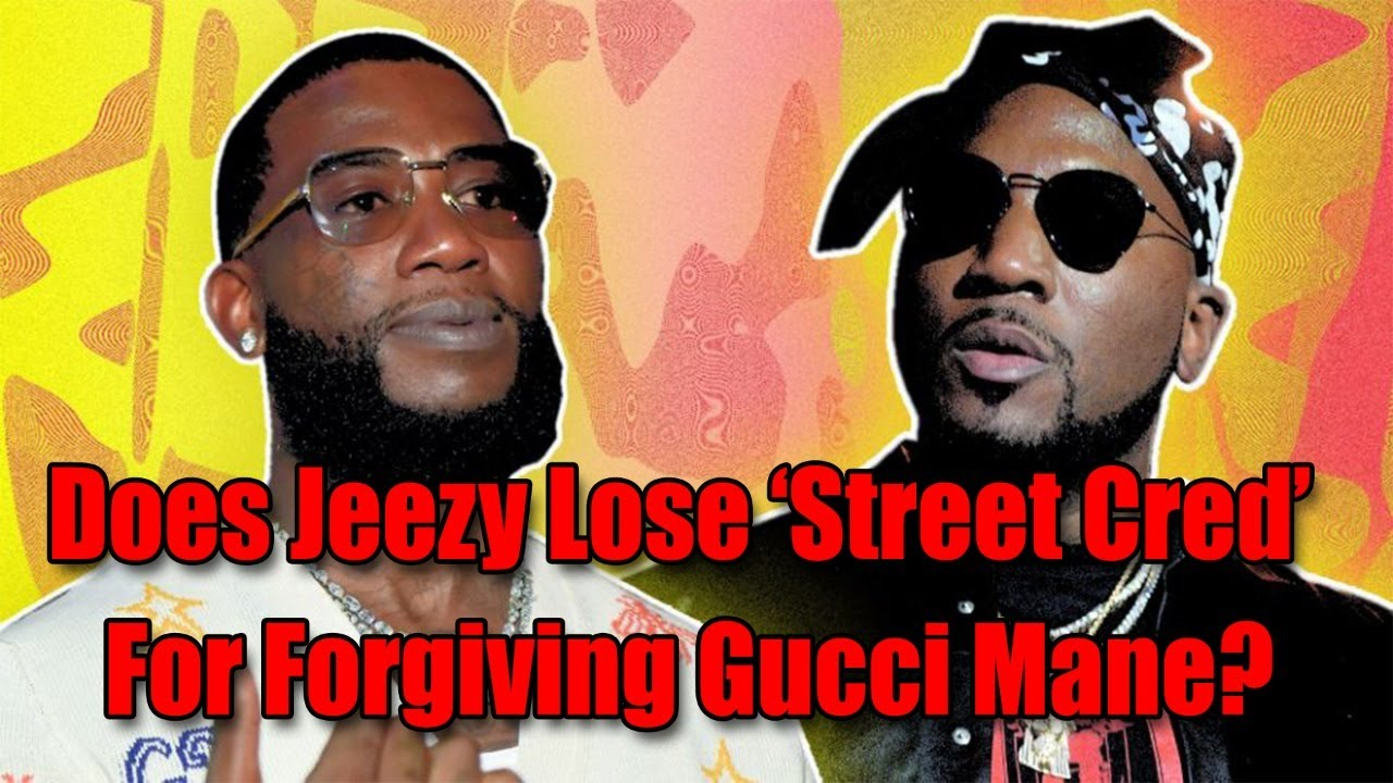 Does Jeezy Lose 'Street Cred' For Forgiving Gucci Mane?