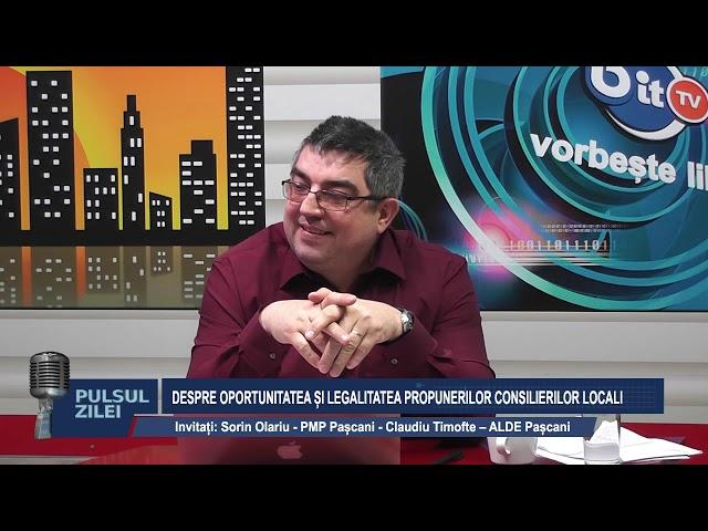 PULSUL ZILEI: DESPRE OPORTUNITATEA SI LEGALITATEA PROPUNERILOR CONSILIERILOR LOCALI