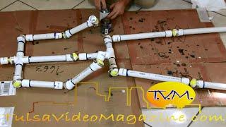 Mannequin - Halloween Prop Idea - Mannequin PVC Frame -  2019 DIY Project