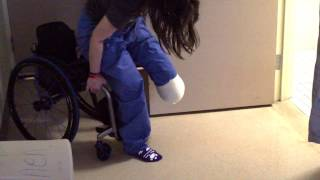Repeat youtube video AmputeeOT: Day of and Day after my transtibial amputation (below knee) surgery
