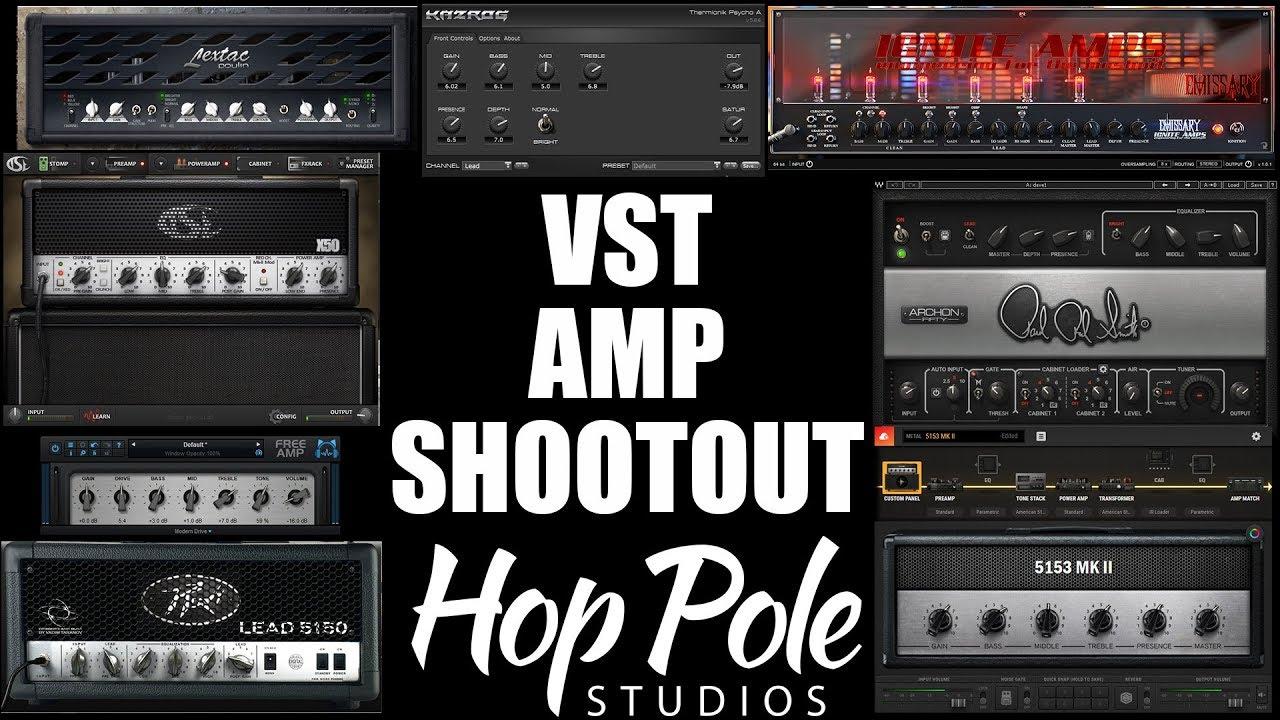 vst guitar amp shootout x50 vs waves prs archon vs bias amp 2 vs thermionik and more youtube. Black Bedroom Furniture Sets. Home Design Ideas