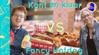 Magnetron Hotdog VS Best verkochte Hotdog | Smaakt't #3