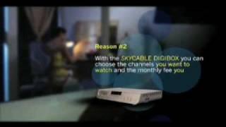 SkyCable Digibox Infomercial