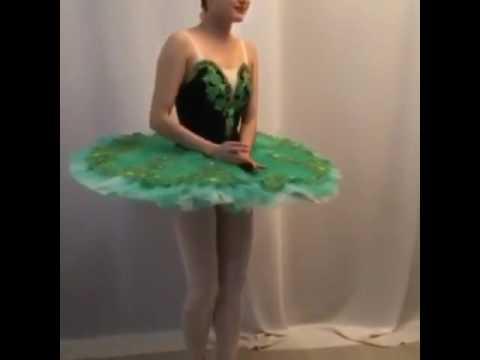 Professional ballet tutu