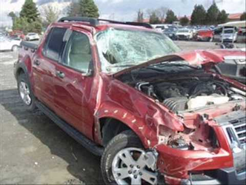 Totaled Cars For Sale >> Wrecked Cars For Sale Youtube